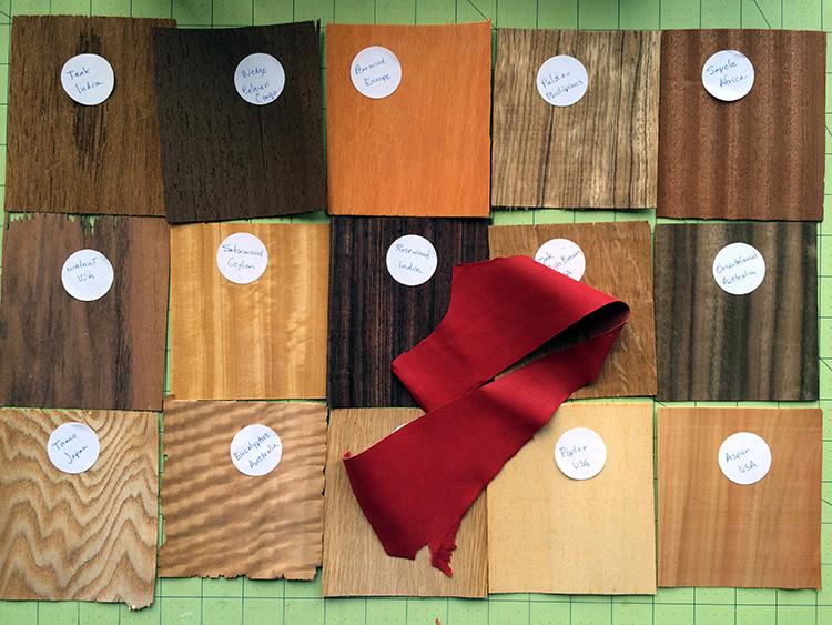 wood veneer san francisco