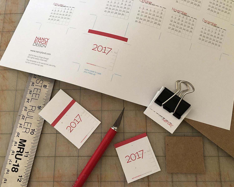 calendar2017_project